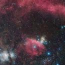 Center of Orion and Barnard's Loop,                                  Marukawa