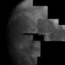 Mosaïque lunaire,                                l.portois