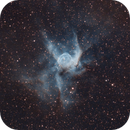 Thor´s Helmet Nebula,                                CarlosAraya
