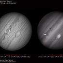 Júpiter in IR and Methane,                                  Fábio