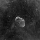 Crescent Nebula (NGC 6888),                                Rajeev