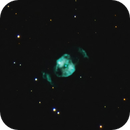 "The ""candy nebula"" NGC 2371,                                Edoardo Luca Radice (Astroedo)"