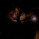 Flame Nebula - NGC 2024,                                Shimon Avitan