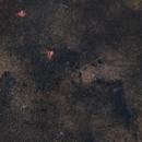 M24 Starfield Samyang 135 f/2,                                Elmiko