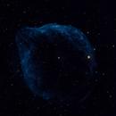 Sh2-308 - Dolphin Head Nebula,                                Doug Gray