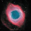 Helix Nebula, HaLRGB 2014,                                1074j