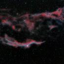 NGC  6960  Witches Broom Nebula,                                Roger Menard