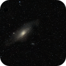 Wide Field on M31,                                  deufrai