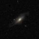 Wide Field on M31,                                deufrai