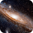 Andromeda Galaxy - 3D Animation to show structure,                                Deddy Dayag