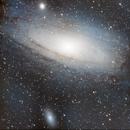 M31 RASA 11 OSC,                                Blue Moon Observatory
