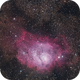 The Lagoon Nebula & surroundings,                                Arun H.