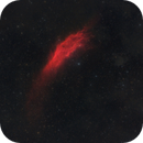 California Nebula,                                Eric Cauble