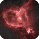 IC1805 Heart Nebula,                                NuclearRoy