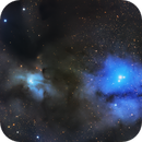 VdB 105 and 106 in Ophiuchus,                                Ivan Bok