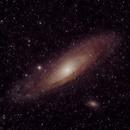 M31 ANDROMEDA GALAXY,                                Juanma Giménez