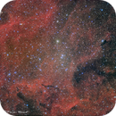 NGC 6871 in Cygnus,                                Francois Theriault