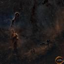 IC1396,                                  liloo