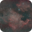 North America Nebula,                                Davrou