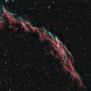 NGC6992 veil nebula,                                O.RICHARD