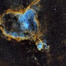 Heart Nebula NGC896,                                Philipp Weller