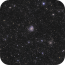NGC6946 - 2018,                                  Peter Folkesson