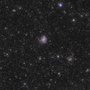 NGC6946 - 2018,                    Peter Folkesson