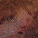 Sagittarius star cloud,                                Djt