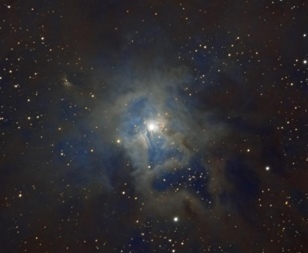 NGC7023,                                AstroGG