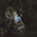 M16 Eagle Nebula,                                zsolak