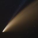 Comet NEOWISE,                                Christopher Illidge