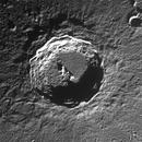 Copernicus and Lunar Carpathians,                                Michael Feigenbaum