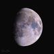 77% Waxing Gibbous Moon,                                  Graeme Holyoake