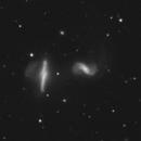 Interacting Galaxies: Arp 293,                                rhedden