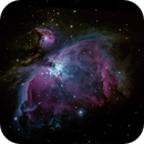 Yet another Orion Nebula! M42 NGC1976,                    michele vonci