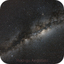 Milky Way in 10mm,                                Rodrigo Andolfato