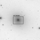 M87 Jet & Asteroid,                                Matthias Steiner