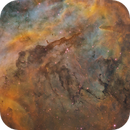 Carina Nebula - Crop 3,                                Ignacio Diaz Bobillo