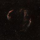 Nebulosa del Velo,                                J.J.Losada