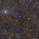 Nebular Complex of Perseus,                                Giorgio Ferrari