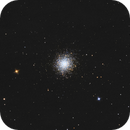 M13 from a blue sky,                                Kharan
