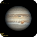 Jupiter, GRS sítio Caburé,                                Carlos Alberto Pa...
