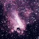 Omega Nebula,                                Michael Finan