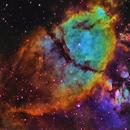 """Heart Nebula detail - """"THE BUG"""",                                László Szeri"""