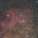 NGC 6604 - Picture from 2014 and now processed.,                                Rodrigo Andolfato