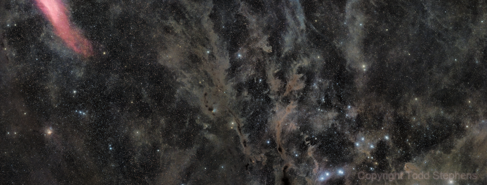 Rivers in Taurus - 8 Panel Mosaic,                                FrostByte