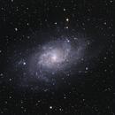 Triangulum Galaxy (M33),                                Arnau Romaguera Camps