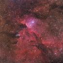 NGC 6188 - The dragons of ara,                                Andreas Reifke