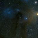 Rho Ophiuchus region,                                Geoff Scott