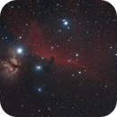 B33 + NGC2024,                                Davide De Col